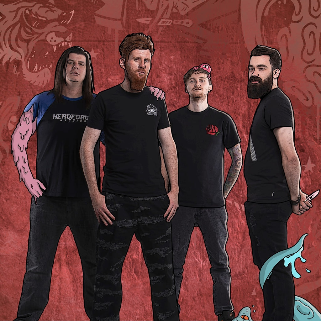 CROSTPATHS SET TO RELEASE NEW EP MUTATED