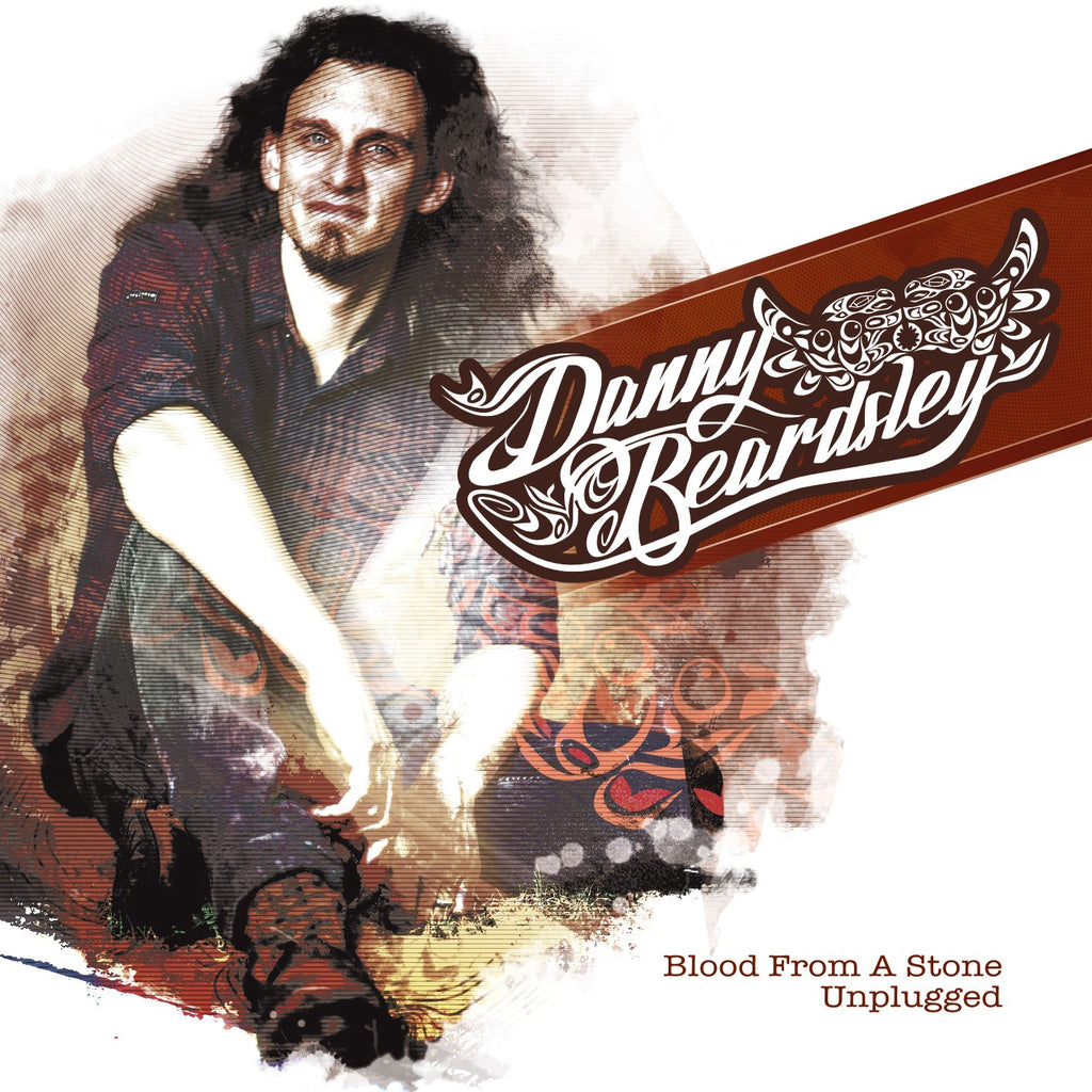 DANNNY BEARDSLEY NEW ALBUM BLOOD FROM A STONE UNPLUGGED