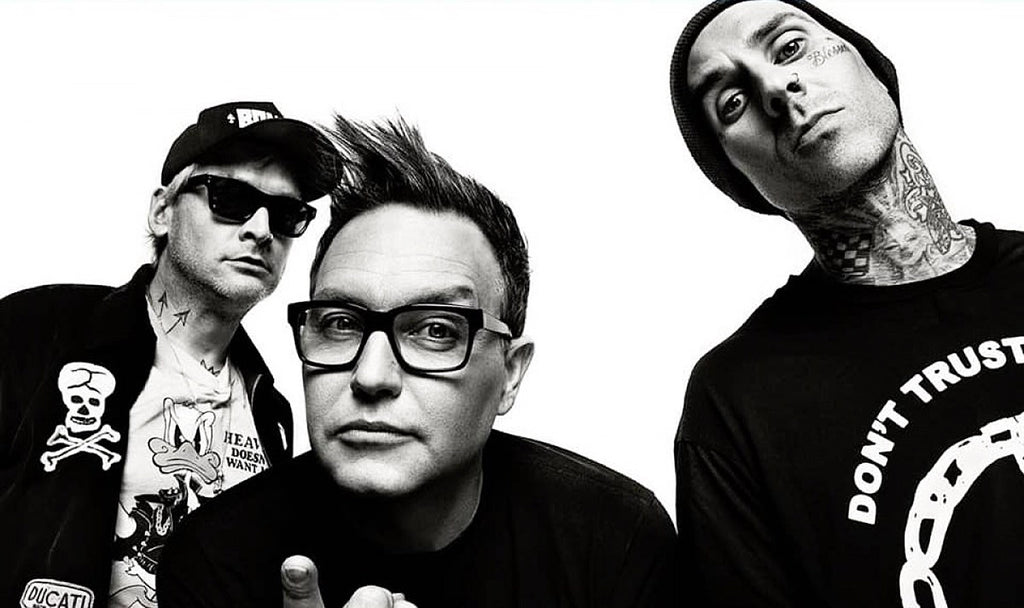 BLINK 182 'NINE' RANKED