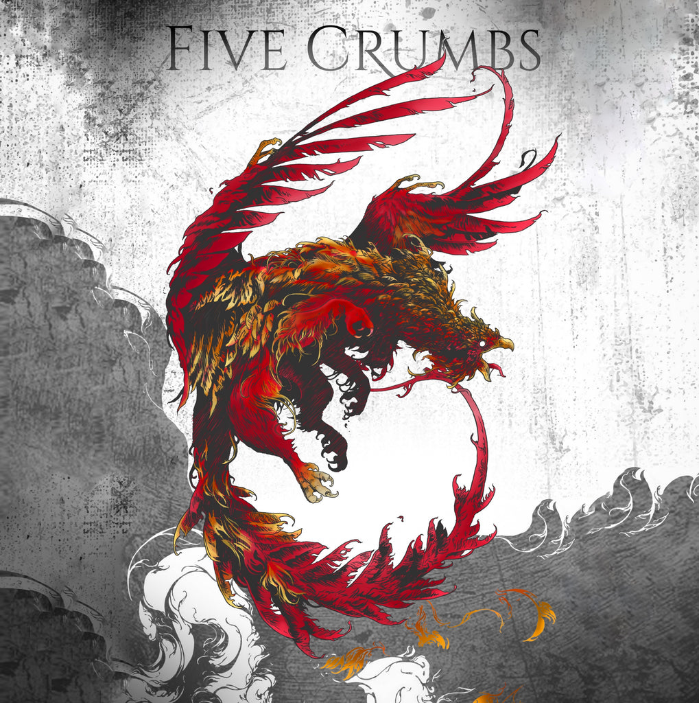 "FIVE CRUMBS NEW SINGLE ""MONSTER"""