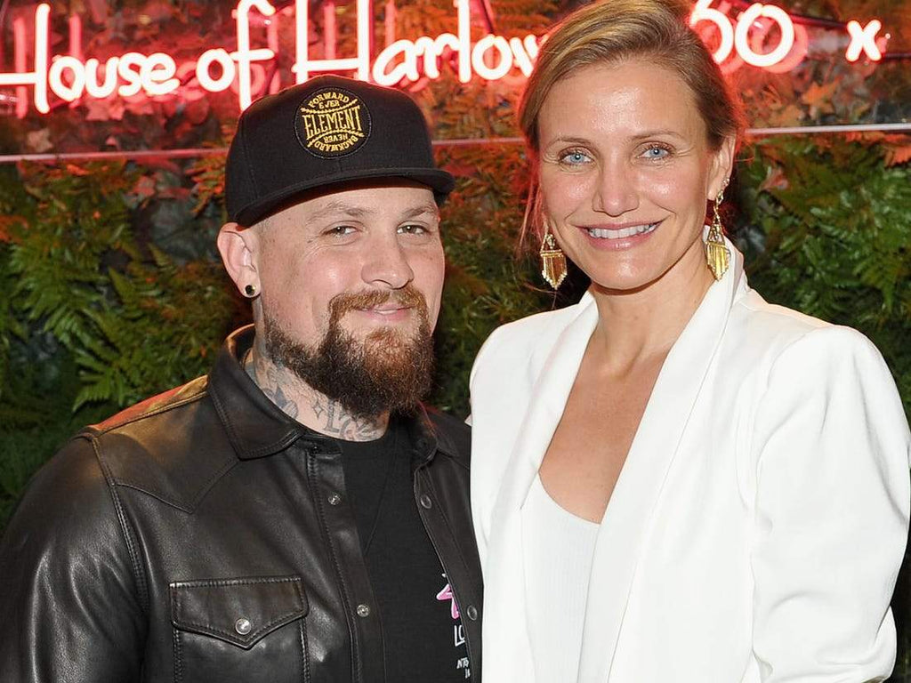 CAMERON DIAZ AND BENJI MADDEN WELCOME NEW BABY TO THE WORLD OF ROCK