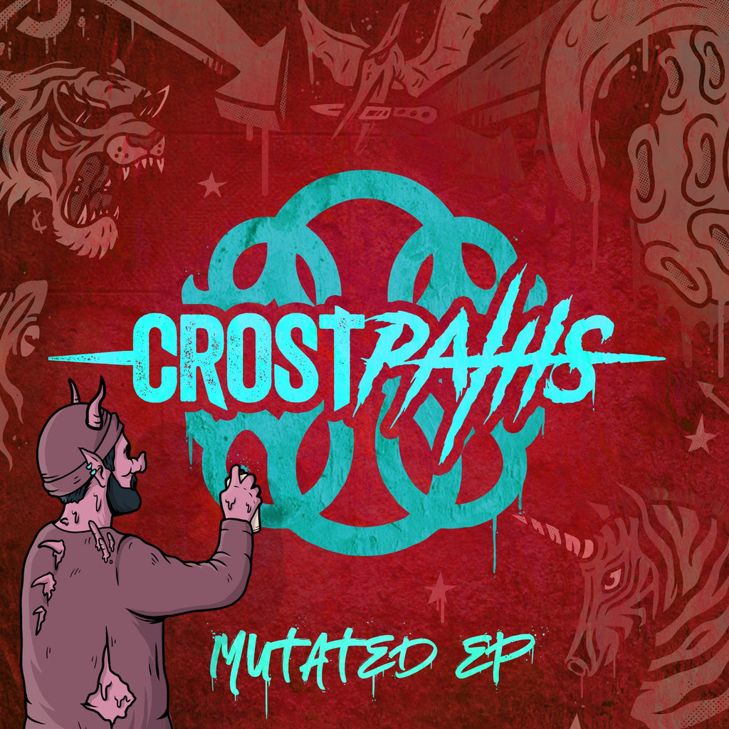 CROSTPATHS DROP NEW SINGLE AND REVEAL DETAILS OF A NEW EP