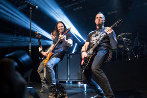 ALTER BRIDGE PERFORMING LIVE AT THE O2 ARENA DECEMBER 2020