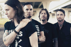 ALTER BRIDGE RELEASE SINGLE FROM UPCOMING ALBUM