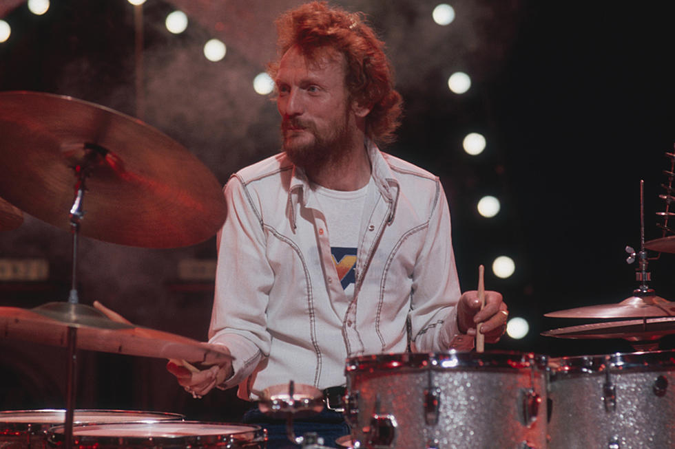 THE LIFE OF GINGER BAKER