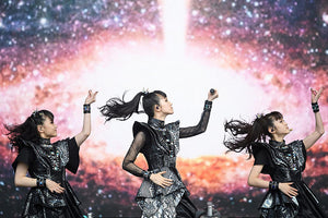 BABY METAL, METAL GALAXY - RANKED