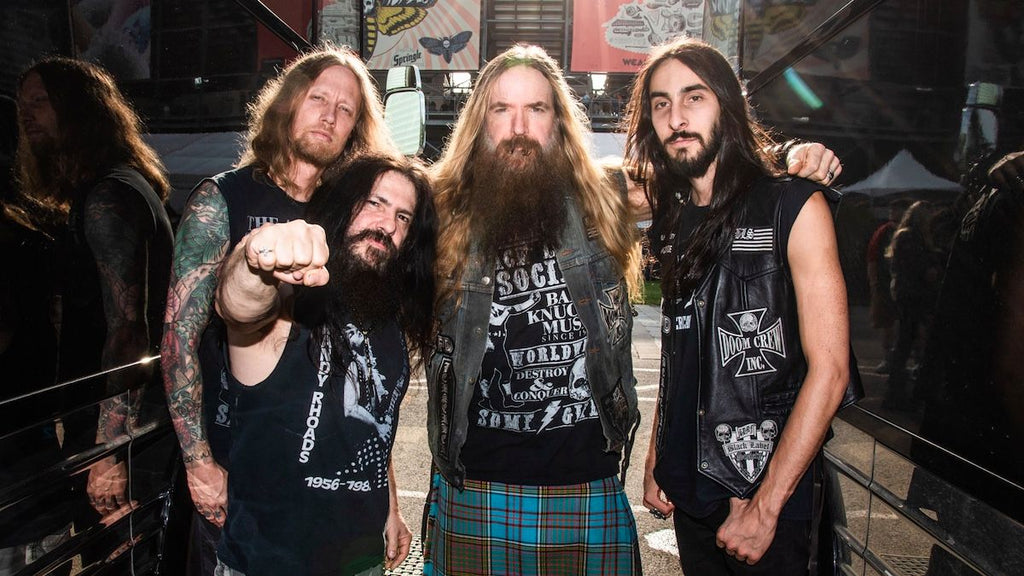 BLACK LABEL SOCIETY CANCEL TOUR