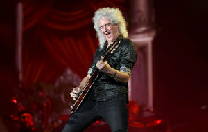 QUEEN GUITARIST, BRIAN MAY, REVEALS HE HAD A HEART ATTACK