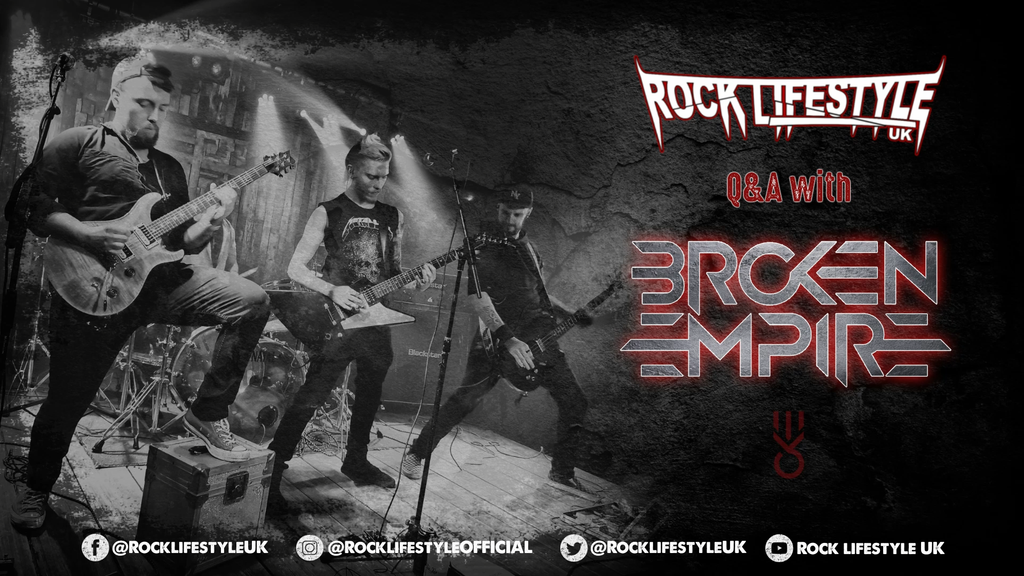 BROKEN EMPIRE INTERVIEW 2020
