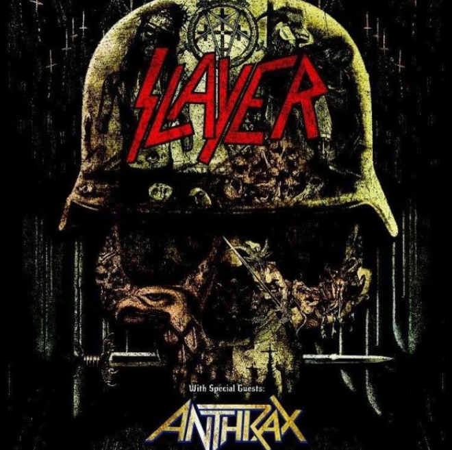 SLAYER AND ANTHRAX'S CHRISTCHURCH SHOW CANCELLED AFTER MOSQUE TERROR ATTACKS
