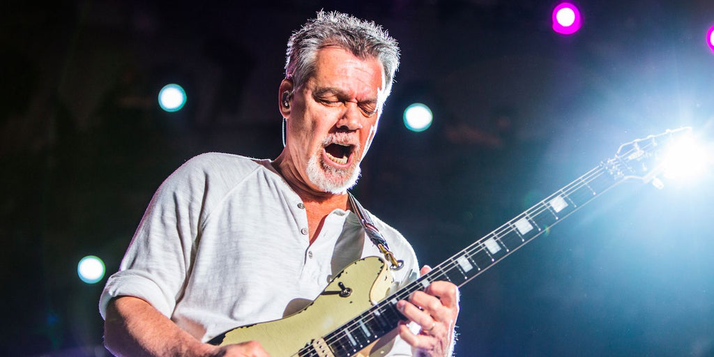 EDDIE VAN HALEN DIAGNOSED WITH CANCER