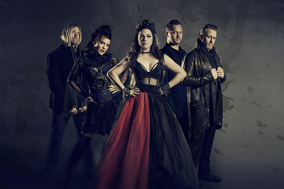 "EVANESCENCE RELEASE NEW SINGLE ""WASTED ON YOU"""