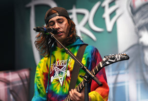 PIERCE THE VEIL VOCALIST CONFIRMS MIKE FUENTES IS NO LONGER IN THE BAND