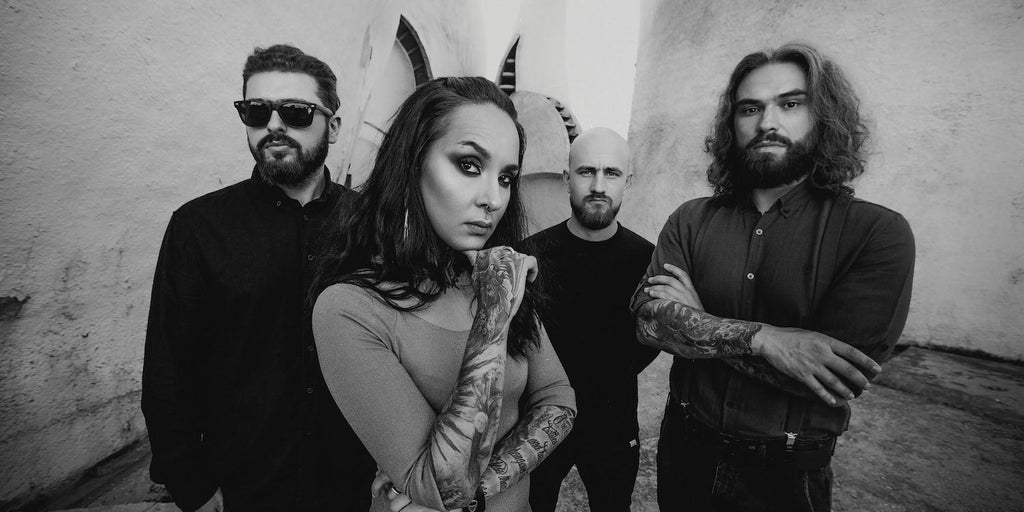 JINJER RELEASE SINGLE FROM NEW ALBUM