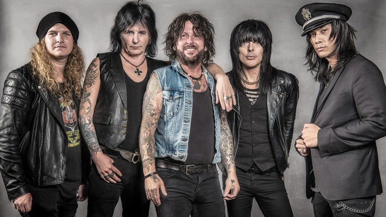 L.A GUNS, ANOTHER XMAS IN HELL