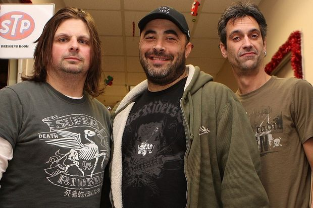 AARON LEWIS - POSSIBLE STAIND 2020 REUNION
