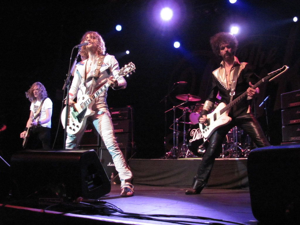 THE DARKNESS RELEASE SINGLE FROM NEW ALBUM