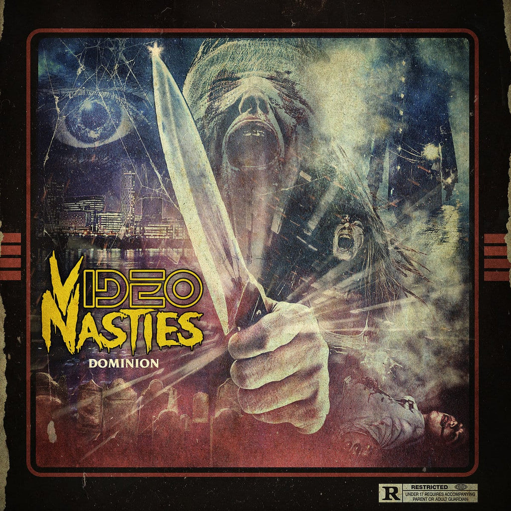 VIDEO NASTIES ANNOUNCE NEW ALBUM