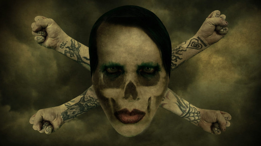 MARILYN MANSON WE ARE CHAOS SINGLE