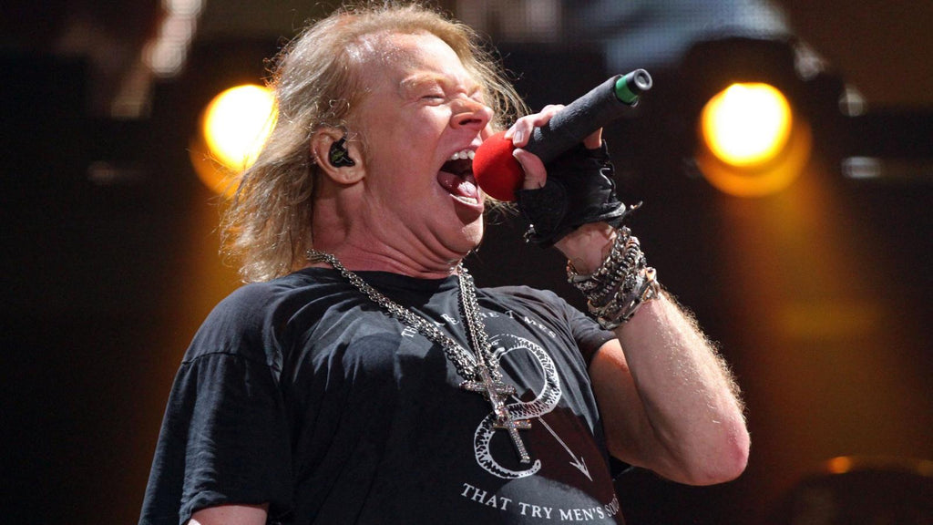 Axl Rose Turns 57!