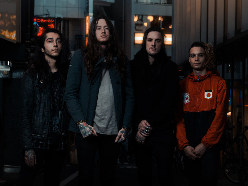 BAD OMENS RELEASE NEW ALBUM