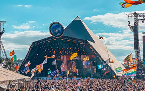 GLASTONBURY ANNOUNCE 50TH ANNIVERSARY LINE UP