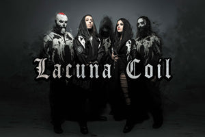 ACUNA COIL RELEASE FIRST SINGLE FROM 'BLACK ANIMA