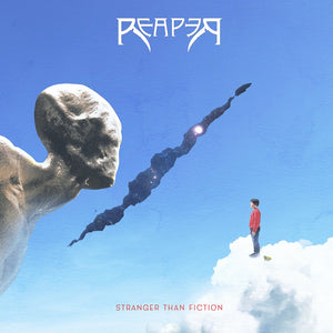 REAPER SET TO RELEASE NEW ALBUM STRANGER THAN FICTION