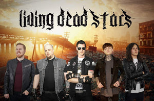 LIVING DEAD STARS RELEASES SELF-TITLED DEBUT ALBUM