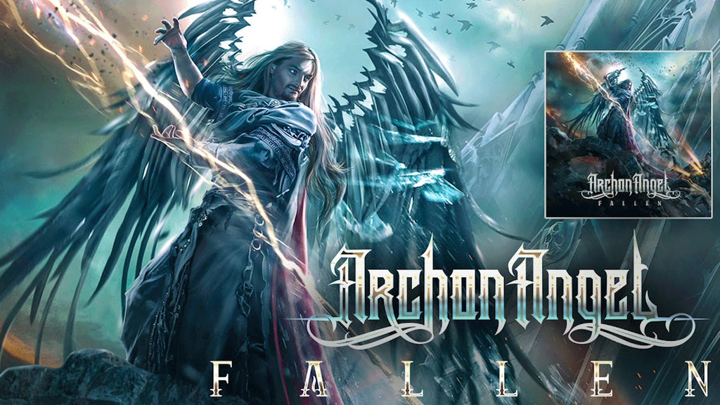 ARCHON ANGEL TO RELEASE NEW ALBUM FEBRUARY 2020