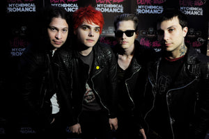 MY CHEMICAL ROMANCE SELL OUT 3 UK DATES AND ANNOUNCES EUROPEAN TOUR DATES