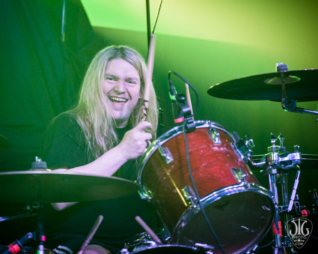 CORROSION OF CONFORMITY DRUMMER DEAD AT 53
