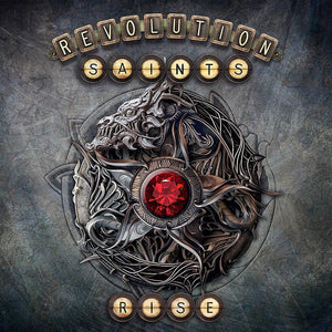 REVOLUTION SAINTS RELEASE NEW MUSIC VIDEO FROM UPCOMING ALBUM