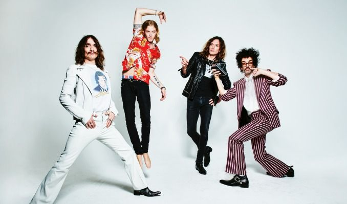 THE DARKNESS RELEASE NEW SINGLE!