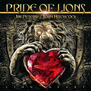 PRIDE OF LIONS RELEASE NEW ALBUM LION HEART