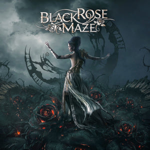 BLACK ROSE MAZE SET TO RELEASE SELF-TITLED ALBUM