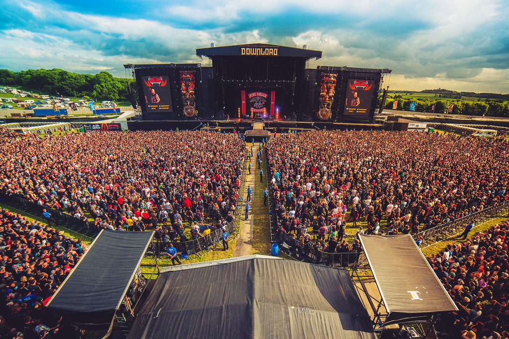 DOWNLOAD FESTIVAL REVEAL 2020 VIRTUAL EVENT LINE UP!