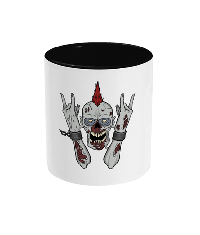 Johnnie The Zombie Mug