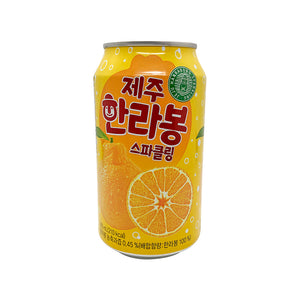 On Point Exotic Foods - SFC - Hallabong Sparkling Soda from Korea - Onpointsmoke