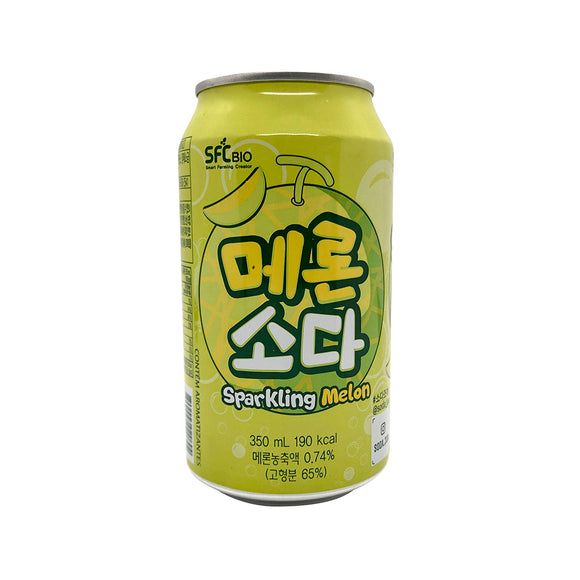 On Point Exotic Foods - SFC - Sparkling Melon Soda from Korea - Onpointsmoke