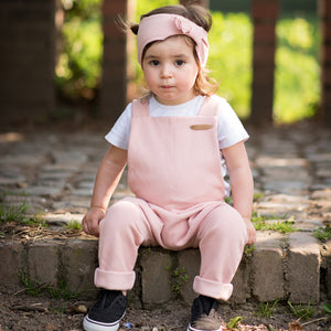 KINDER SWEAT OVERALL LUCA