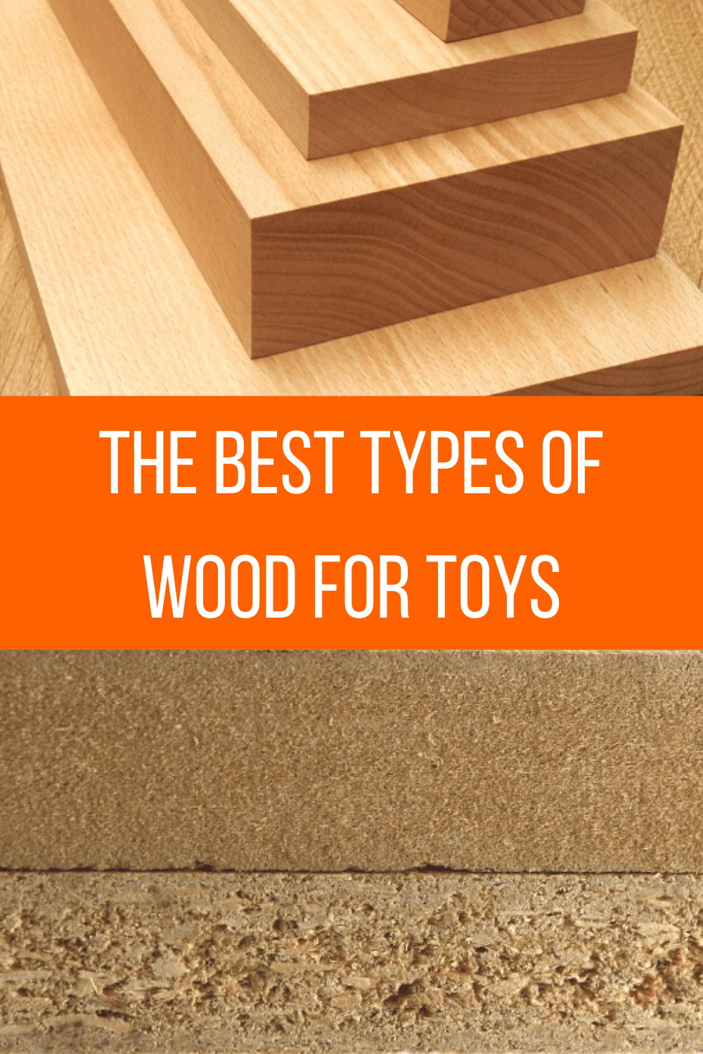 Solid Wood vs MDF for toys