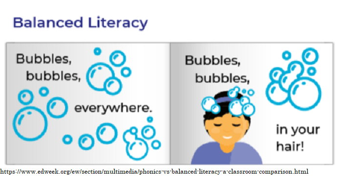 balanced literacy example