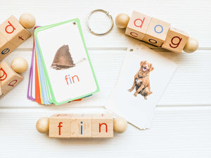 Phonics toy for the beginner reader
