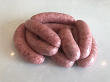 Load image into Gallery viewer, Chipolata Pork Sausages (now by weight)