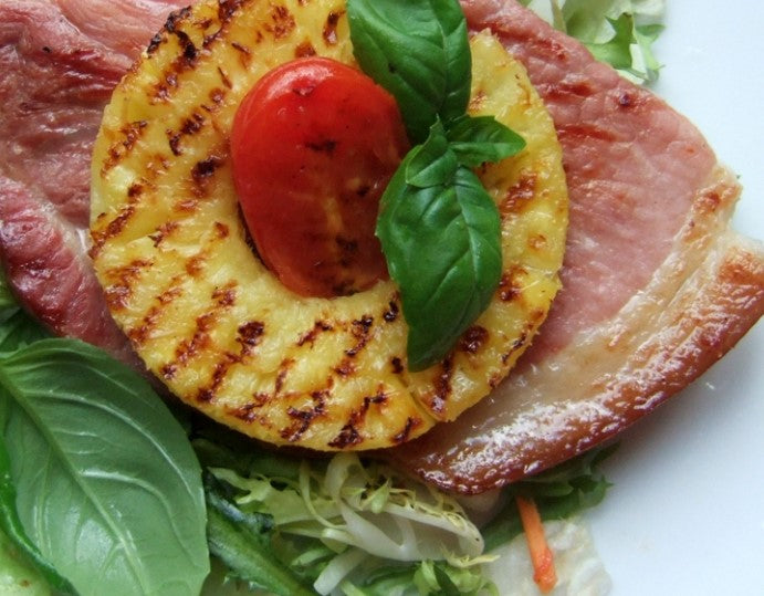 Gammon Steak -