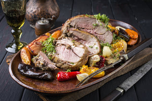 Leg Of Lamb (boned and rolled)