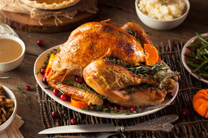 Bronze Free Range Christmas Whole Turkey only English and only fresh