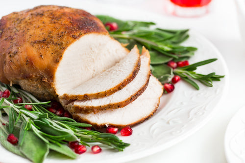 Christmas Turkey Boneless Breast Joint (only English and fresh)