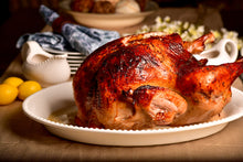 Load image into Gallery viewer, Bronze Free Range Christmas Whole Turkey only English and only fresh